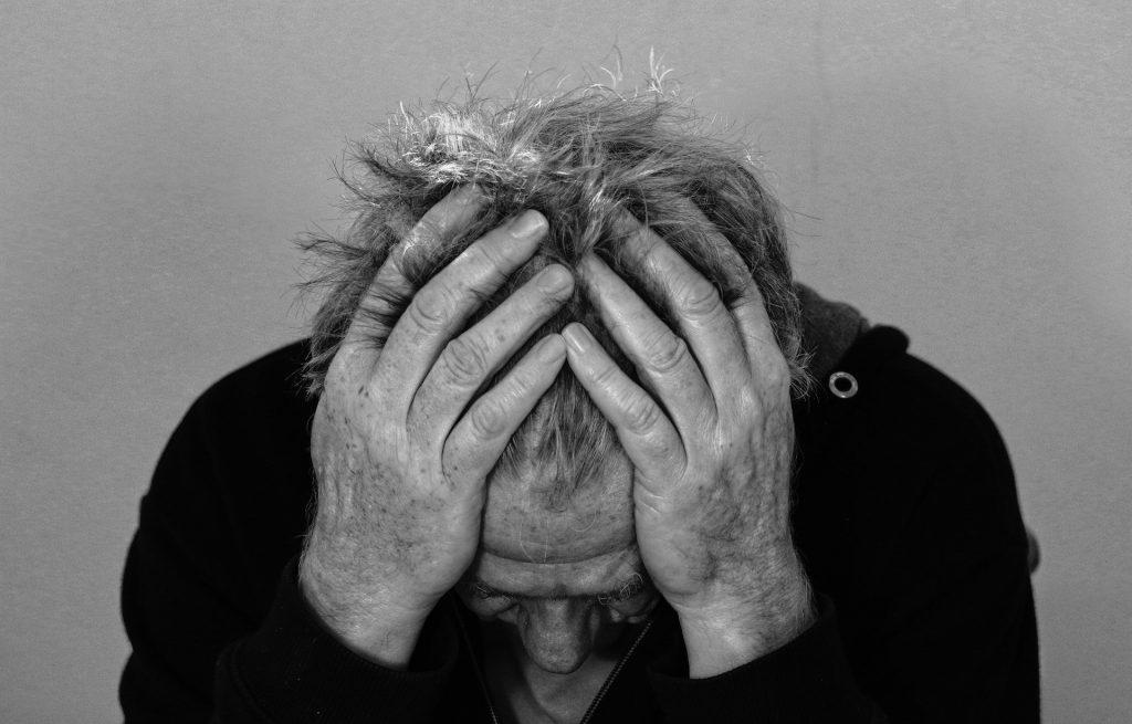 Burnout und Verzweiflung