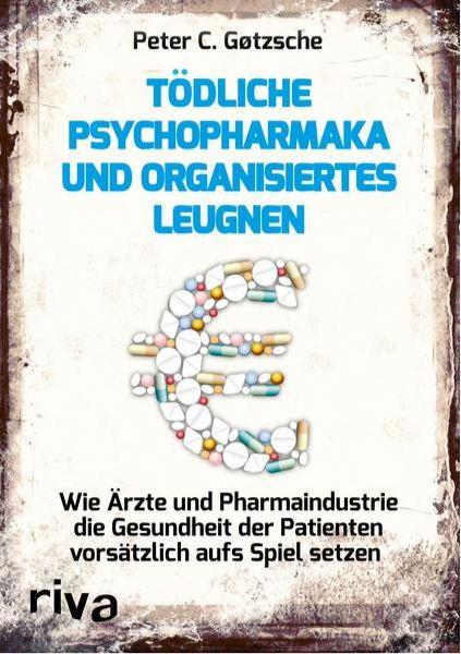 Tödliche Psychopharmaka -Buchvorstellung